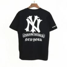 クロムハーツ新作購入証明付 半袖Tシャツ希少2019限定品海外即発2色可選 CHROME HEARTS