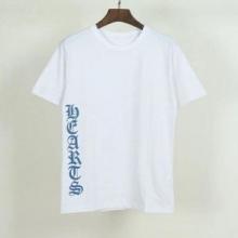 即発送最新作2019  半袖Tシャツ 2色可選 CHROME HEARTS クロムハーツ素敵なコーデは大注目