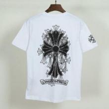人気セール100%新品半袖Tシャツ数量限定☆2019SS 2色可選 CHROME HEARTS クロムハーツ