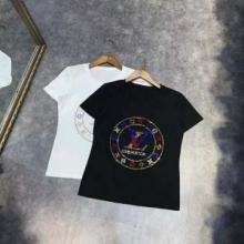 今流行りの最新コレクションLOUIS VUITTON ヴィトン コピー tシャツ コーデ サイズカジュアルスタイル ストリート 男女兼用