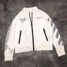 おしゃれ新品大人気OFF-WHITEコピー オフホワイト ジャケット コーデ 薄手 極上の着心地 ストリート 個性的 コート ホワイト