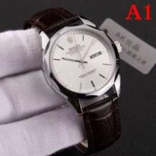 馴染む大人の「腕時計」ロレックス スーパーコピー メンズ ウォッチROLEX 2019春夏人気 ブランド レザー チェーン時計 通販