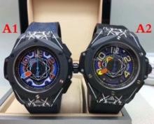 男性用腕時計!ウブロ 時計 ビッグバン スーパーコピー HUBLOTウォッチ 独創性抜群ストリート オートマティック 限定的 品質保証