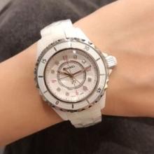 品質の高さスーパー コピー J12 Mother of Pearl Diamond Dialブランド コピー 時計 コピー 激安2019レディース 腕時計 優雅で上質 販売