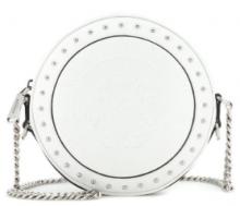 【オトナ女子必見】BALMAIN Disco leather shoulder bagバルマン コピー ショルダーバッグ コーデ ホワイト 可愛い バッグ