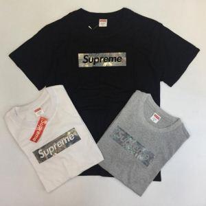 シュプリーム SUPREME 半袖Tシャツ 3色可選 2019年夏 オススメ新作 清潔感溢れる 速達便発送