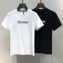 MONCLER Tシャツ/ティーシャツ 2色可選 19新作 セール 大人OK 大特価 新作限定 モンクレール