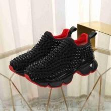 クリスチャンルブタン  スニーカー、靴  19春夏新作入手困難  5色可選  爆発的人気 再入荷