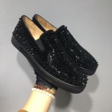 クリスチャンルブタン  2019新作新品  即発送 2019春夏新作定番  スニーカー、靴  綺麗なシルエット
