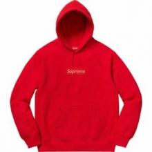 速達可 4色可選 パーカー 新作速乾超軽量 Supreme Swarovski Box Logo Hoodie大人っぽいファション感