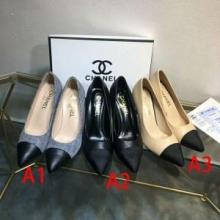 通勤 結婚式シューズ おすすめ シャネル コピー 販売CHANEL Tweed & gros-grain ハイヒールシューズ エレガント 靴
