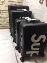国内入手困難 2019SS新作 SUPREME シュプリーム スーツケース スタイリッシュな雰囲気