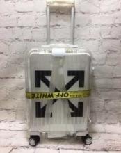 Off-White オフホワイト スーツケース 19SS新作 カジュアルコーデに すぐお届け 春夏新作