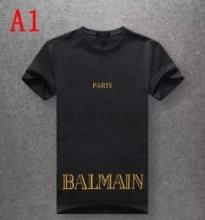 バルマン大特価 新作限定  BALMAIN 19SS/大人気春夏コレクション 半袖Tシャツ 根強い人気定番商品