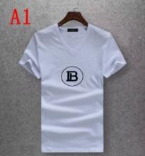 NEW!国内完売 バルマンイベント2019新作  BALMAIN セールお早めに 半袖Tシャツ トレンドスタイル