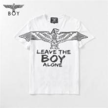 最新先取りおしゃれなロゴ入り 半袖Tシャツ通年使える  ボーイロンドン BOY LONDON 激レアなアイテム