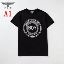 2019最新コラボ 完売間近 半袖Tシャツ ボーイロンドン BOY LONDON 2色可選 最新人気 話題沸騰中
