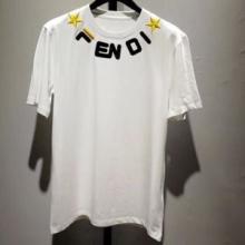2019新作先取り 日本未入荷 FENDI 人気爆発 フェンディ 半袖Tシャツ 今年も大活躍間違いなし 2色可選