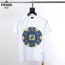 半袖Tシャツ FENDI フェンディ 爆発的人気 再入荷  2色可選 超大特価 大人気  19AW お早目に