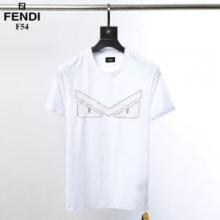 2色可選 定番人気 薄手柔らか FENDI 19SS/大人気春夏コレクション フェンディ 半袖Tシャツ 根強い人気定番商品