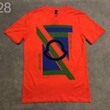 貴重なアイテム モンクレール ファッションブランド MONCLER 半袖Tシャツ 2色可選 19SS新作 カジュアルコーデに