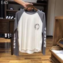 超カッコイイ 2019春夏新作 春夏最新作 完売必至 クロムハーツ CHROME HEARTS 長袖Tシャツ