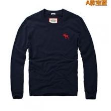 完売必須 限定SALE アバクロンビー&フィッチ Abercrombie & Fitch  長袖Tシャツ 3色可選 19SS新作 カジュアルコーデに