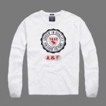 アバクロンビー&フィッチ Abercrombie & Fitch  長袖Tシャツ 4色可選 希少 2019限定品海外即発 現品各色1点限り