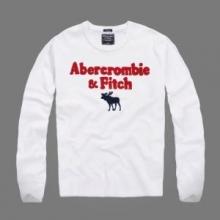 アバクロンビー&フィッチ Abercrombie & Fitch  長袖Tシャツ 3色可選 即発送 2019春夏新作定番 流行に左右されない