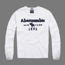 2019春夏新作コレクション 最新人気 話題沸騰中 アバクロンビー&フィッチ Abercrombie & Fitch 長袖Tシャツ 2色可選