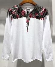 MARCELO BURLONマルセロバーロン パーカー コーデ 柔らかな着こなし2019最新快適な着心地 長袖tシャツ メンズ