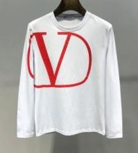 シンプルすぎない爽やか ヴァレンティノ メンズ パーカー コピー Valentino長袖tシャツ オシャレ コーデ おすすめ 激安
