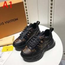 最新入荷2019秋冬Louis Vuitton激安 ヴィトン スニーカー モノグラム 歩きやすさ抜群カジュアル ランニング 靴