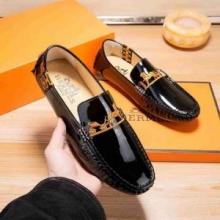 最高の履き心地HERMES エルメス《アーヴィン》 靴 ビジネスシューズ ブランド コピー 激安 耐久性に優れ エレガント レザー