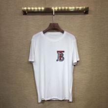 セレブ愛用 19新作  バーバリー トレンドスタイル BURBERRY バカ売れ継続中 半袖Tシャツ 爆発的人気 再入荷 2色可選