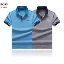 半袖Tシャツ デイリー使いに実用性抜群  ヒューゴボス 2019最新コラボ 完売間近 HUGO BOSS ただいま期間限定割引中 2色可選