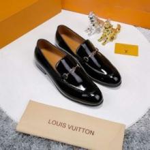 19春夏新作入手困難  ルイ ヴィトン 優れた品質 LOUIS VUITTON シックな雰囲気 ビジネスシューズ 芸能人愛用