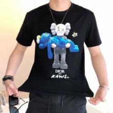 海外大人気アイテム ディオール DIOR 19SS春夏新作 VIPSALE 話題の新作到着 2色可選 半袖Tシャツ 激レア 一目惚れ