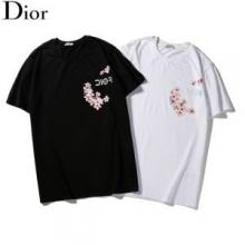 限定価格 早期完売  半袖Tシャツ 現品各色1点限り ディオール DIOR 2019SS大人OK 2色可選 性別関係なく人気