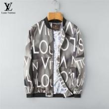 Louis Vuittonモノグラム ウィンドブレーカー おすすめ 個性的 ヴィトン  ジャケット メンズ ショット ナイロン 着込みやすい