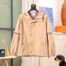 上品な秋冬スタイルにトムブラウン ジャケット サイズゆるっと着るスウェットシャツ  THOM BROWNEコピー ジップアップ 服