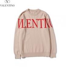 2019秋冬の人気アイテムセール 抜群の暖かさを実現 ヴァレンティノ VALENTINO プルオーバー 2色可選