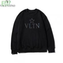 早速2019-2020年秋冬のトレンド登場 今年トレンドの着こなし ヴァレンティノ VALENTINO プルオーバーパーカー  2色可選