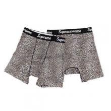 定番秋冬トレンドの最新モデル Supreme 19AW Leopard Boxer Briefs 今年の流行りファション  角張ったズボン