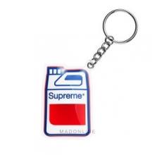 防寒性とデザイン性非常に優れ キーホルダー 寒い季節トレンド上品 Supreme 19FW Jug Keychain 2色可選