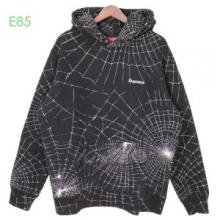 2019人気色 Spider Web Hooded Sweatshirt 今季のトレンドカラーおすすめ シュプリーム SUPREME パーカー暖かさと軽い着心地を両立させている