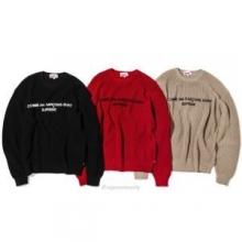 人気モデル 2019秋冬最重要アイテム プルオーバーパーカーSupreme x Comme des Garons SHIRT Sweater 3色可選 秋冬にも大活躍間違いなし