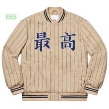 今売れてる2019-20AW人気新作 今季の秋冬ファッション着こなし 野球ウェア 2色可選  Supreme Pintripe Varsity Jacket