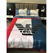 ベッド用 安いARMANI 人気ランキング 4点セット エレガント 枕カバー ダブル アルマーニ 布団カバー ブランド コピー n 級