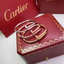 ブレスレット 大人っぽさや重厚感をカジュアル カルティエ トレンドを問わず長く愛用 CARTIER 2019/2020年最新のブランド新品 3色可選